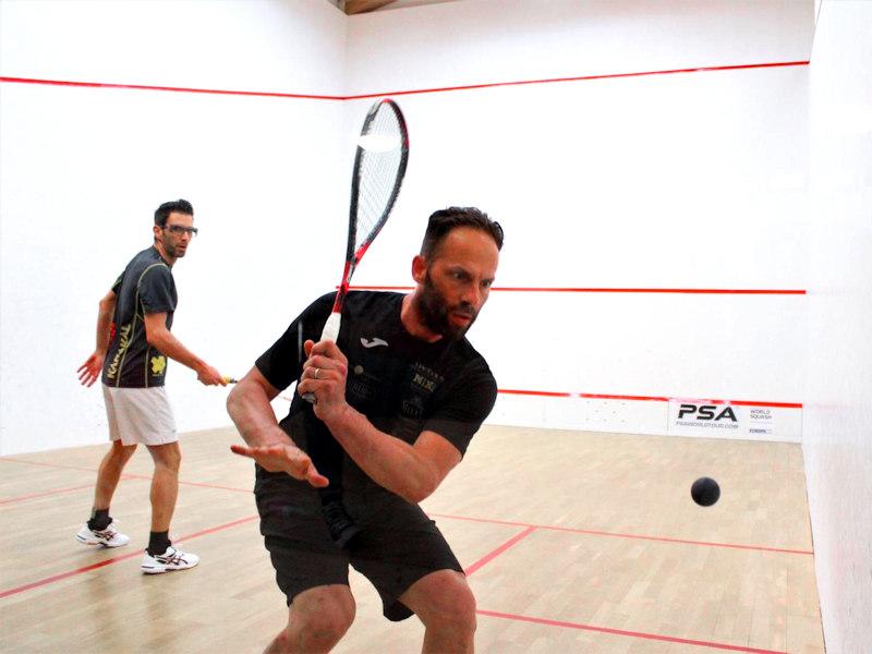 MOOD - Lo squash con istruttore certificato